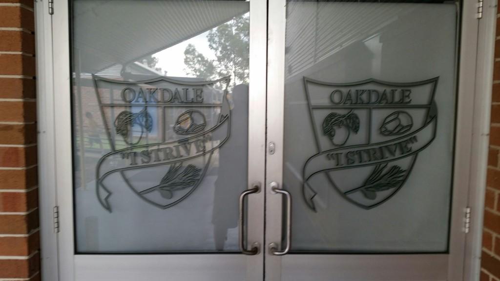 Oakdale School Crest